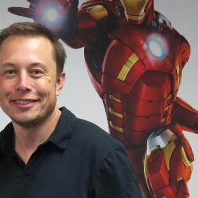 "Elon Musk: My Hero and the ""Real Tony Stark"""