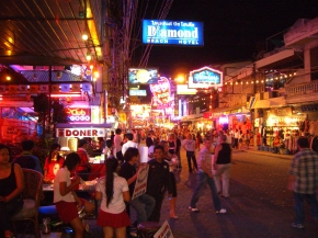 Pattaya, Thailand and Lessons ofCapitalism