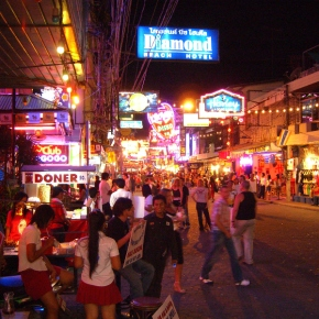 Pattaya, Thailand and Lessons of Capitalism