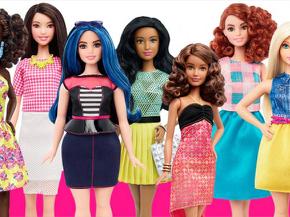 "Grace Century, FZ. LLC ""Big Boned""Barbie"