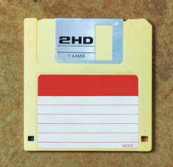 AI Blog April 2019 Floppy Disk