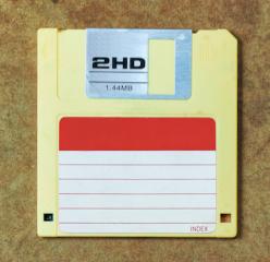 AI Blog April 2019 Floppy Disk